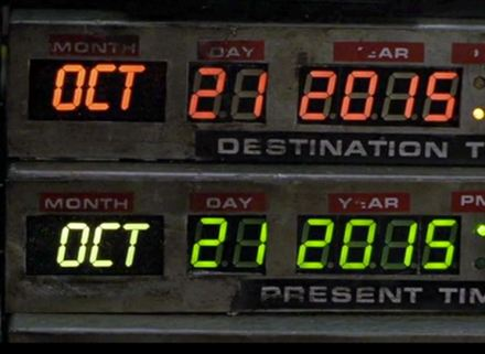 """""""Zurück in die Zukunft""""-Filme als Triple Feature!"""