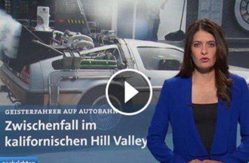 Zwischenfall im kalifornischen Hill Valley