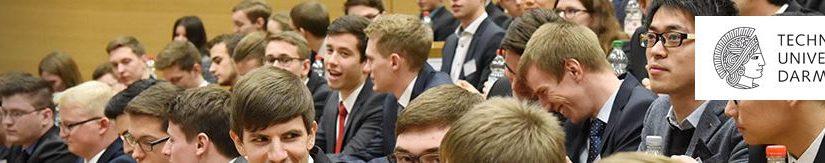 Wir machen mit – Das Deutschlandstipendium an der TU Darmstadt 2017