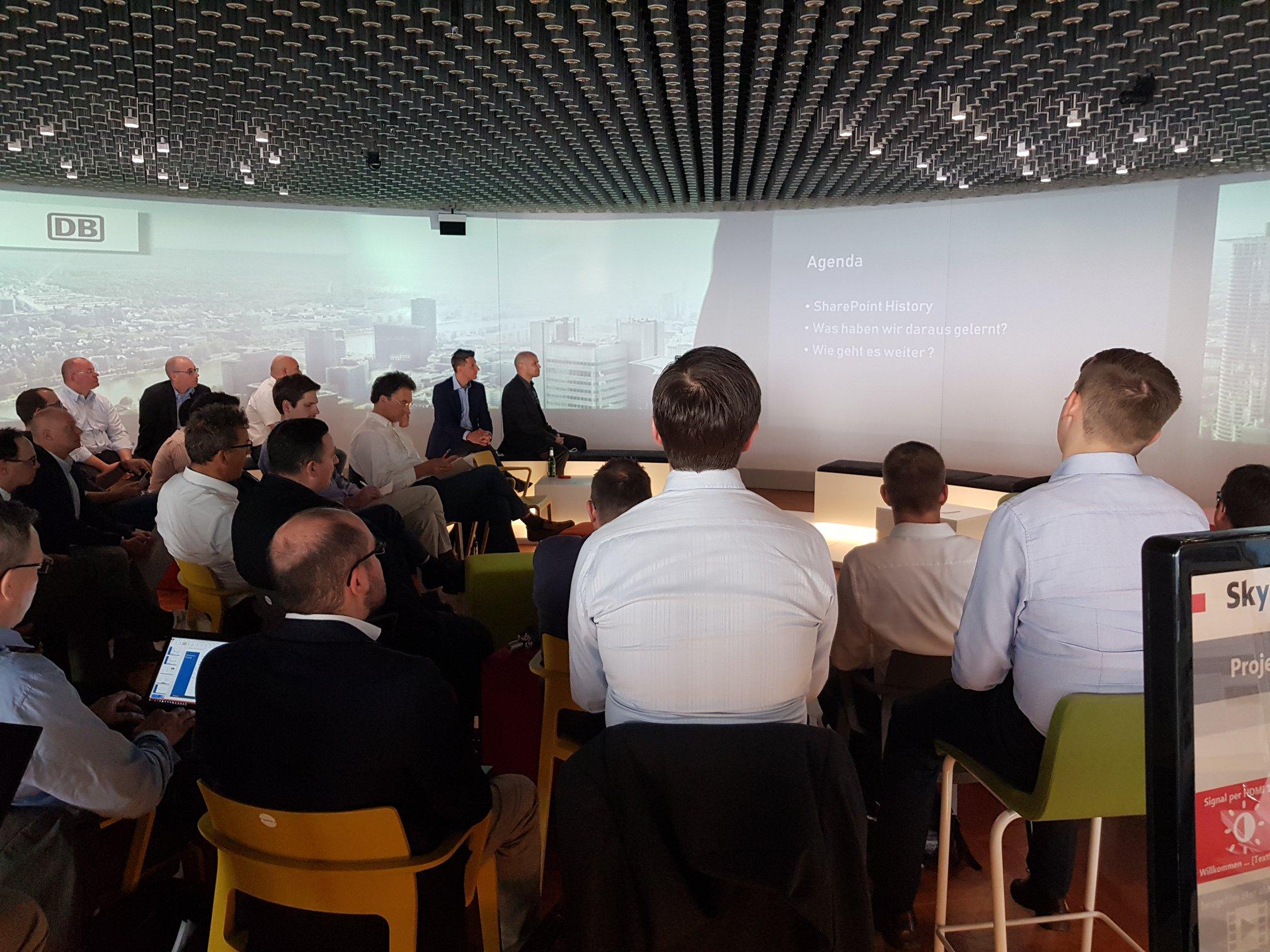 23. Treffen der Frankfurter SharePoint Usergroup