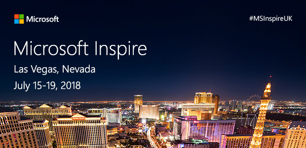 News: Inspire 2018 in Las Vegas